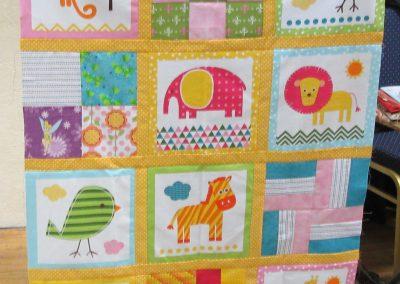 Child quilt