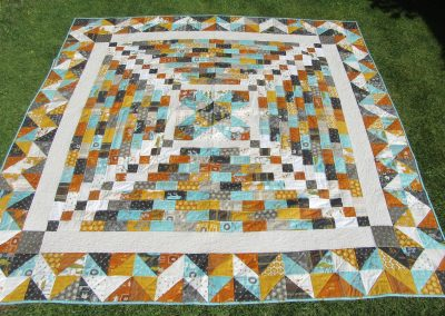 Hilary O'Byrne - Safari Life Quilt