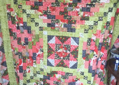 Kirsty Whaley - 1918 WW1 Quilt