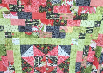 Kirsty Whaley - 1918 WW1 Quilt (detail)