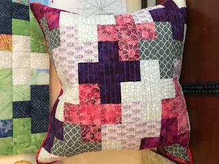 Michelle Moore - Pillow Pop Cushion