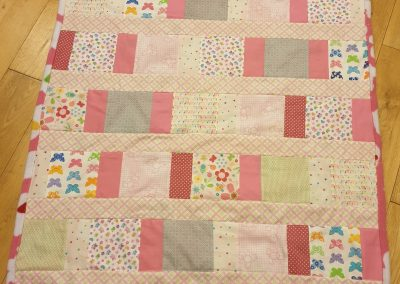 Charlotte Fahey - Baby Quilt