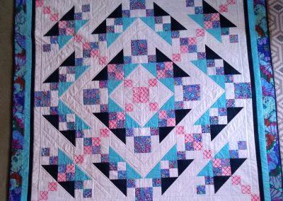 Anne Scott-Hayward -Mystery Quilt 2020
