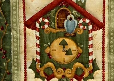 No 10 - Wall Hanging detail 2