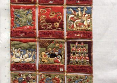 No 14 - Christmas Wall Hanging