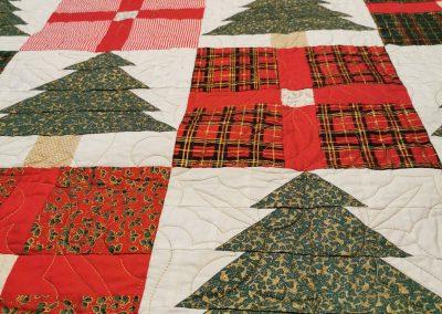 No 26 - Christmas Quilt
