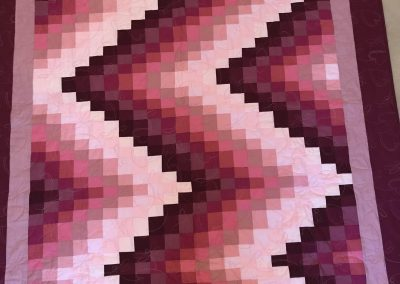 Jane Collins - In The Pink Jelly Roll Quilt