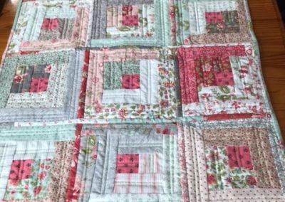 Joyce Donaldson - QAYG Baby Quilt