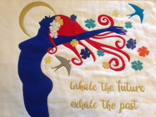 Janet Mathias - Inhale the Future, Exhale the Past