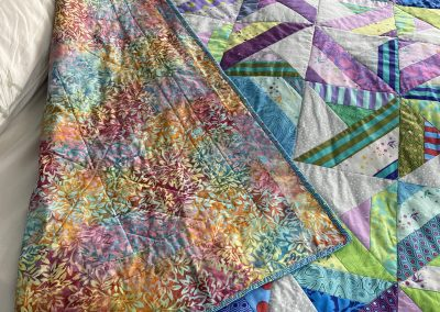 Laura Fitzgerald - Trade Winds Quilt (Back)