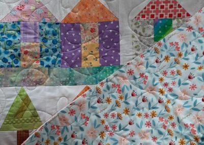 Helen Dodd - Village Quilt Detail (2)